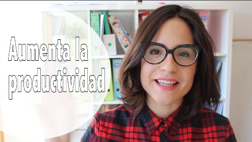 Como aumentar la productividad YouTube