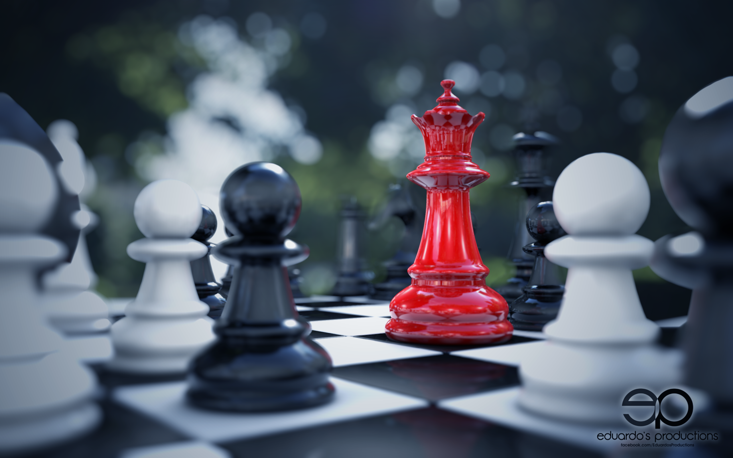 El ajedrez y los estudios